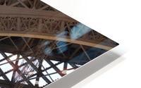 eiffel structure HD Metal print