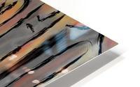 Hafanissia V1 - lady umbrella HD Metal print
