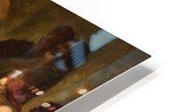 Study for Felice Ballarin Reciting HD Metal print