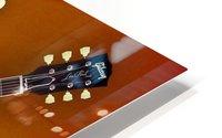 Vintage Gibson Les paul 1959 HD Metal print