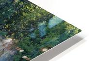 waterfall - Plitvicer lakes-nationalpark HD Metal print