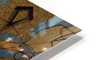 Art24k limited edition HD Metal print