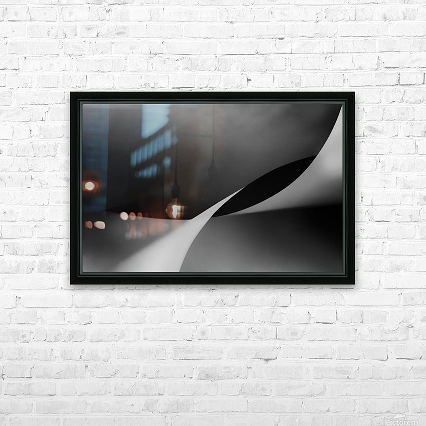 mit Schwung HD Sublimation Metal print with Decorating Float Frame (BOX)