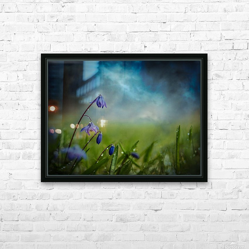 After the spring rain HD Sublimation Metal print with Decorating Float Frame (BOX)