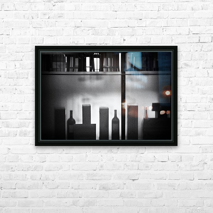 Insight HD Sublimation Metal print with Decorating Float Frame (BOX)
