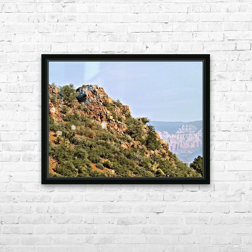 Jerome-5 HD Sublimation Metal print with Decorating Float Frame (BOX)