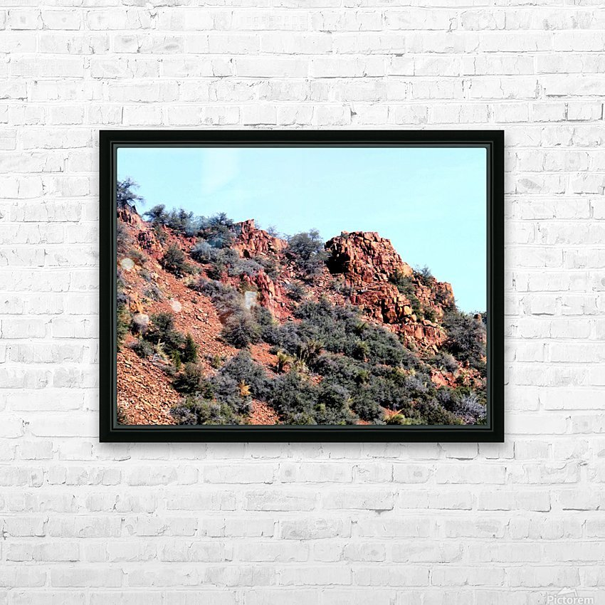 Jerome-6 HD Sublimation Metal print with Decorating Float Frame (BOX)