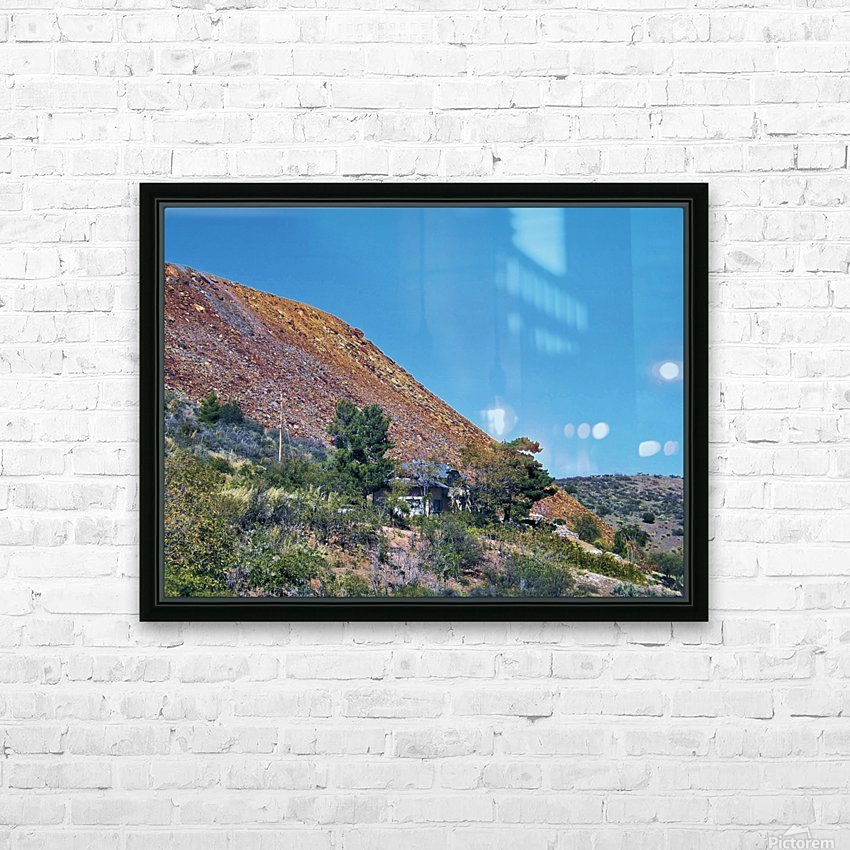 Jerome-4 HD Sublimation Metal print with Decorating Float Frame (BOX)