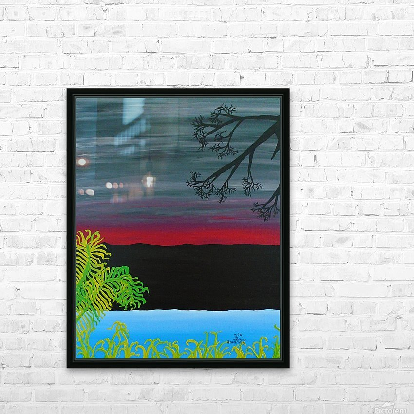 51 x2_51__1 3__view R HD Sublimation Metal print with Decorating Float Frame (BOX)