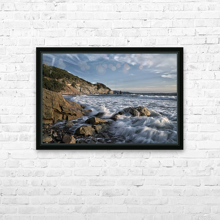 Visions of Grandeur HD Sublimation Metal print with Decorating Float Frame (BOX)