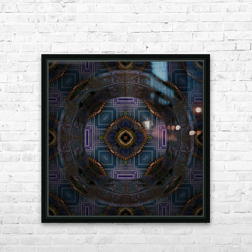 Viceroy HD Sublimation Metal print with Decorating Float Frame (BOX)