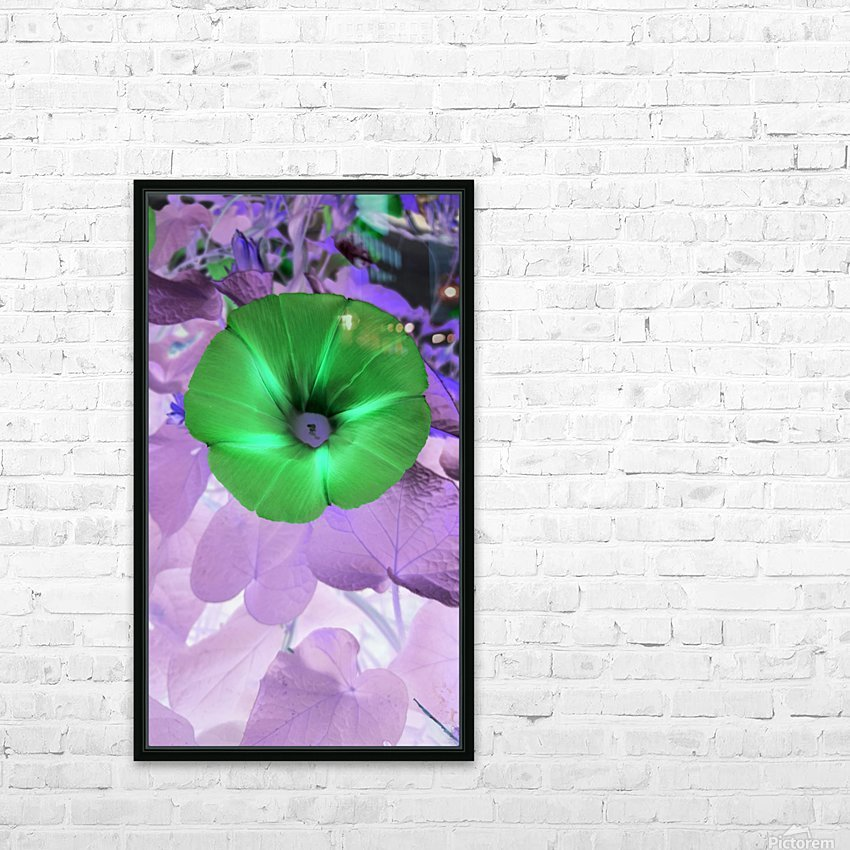 Standing Out HD Sublimation Metal print with Decorating Float Frame (BOX)