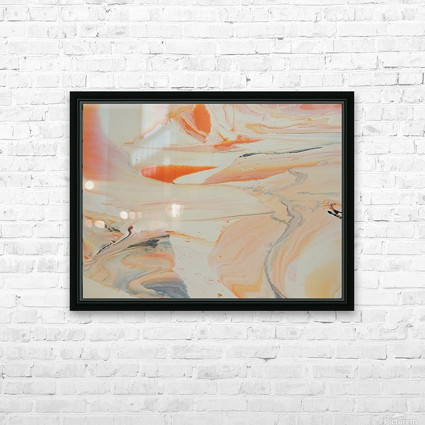 DREAMSCAPE HD Sublimation Metal print with Decorating Float Frame (BOX)