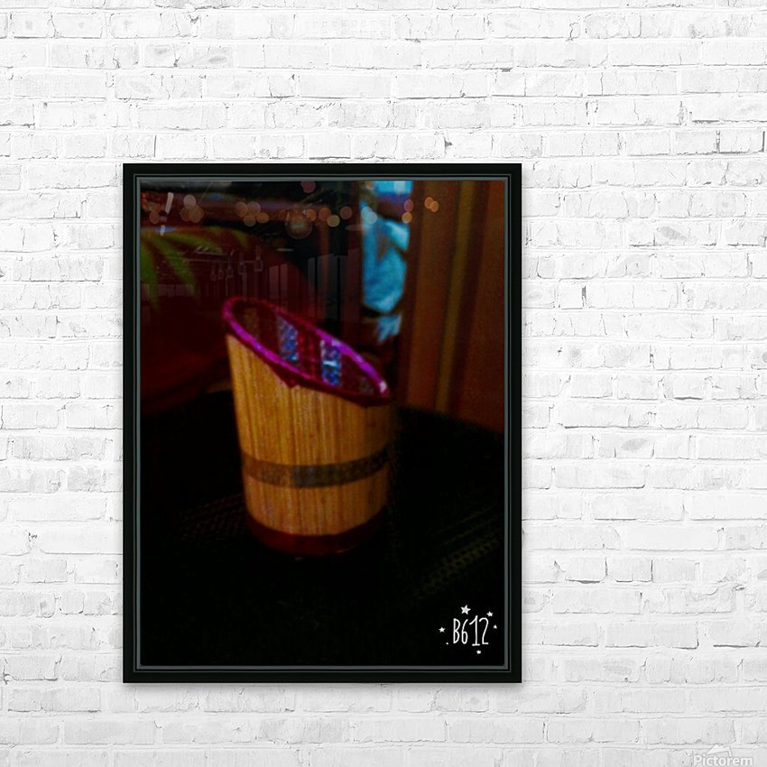 B612_20180112_114153 HD Sublimation Metal print with Decorating Float Frame (BOX)