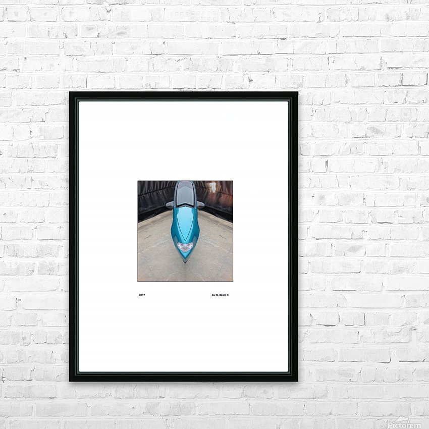 BLUEPHOTOSFORSALE 061 HD Sublimation Metal print with Decorating Float Frame (BOX)