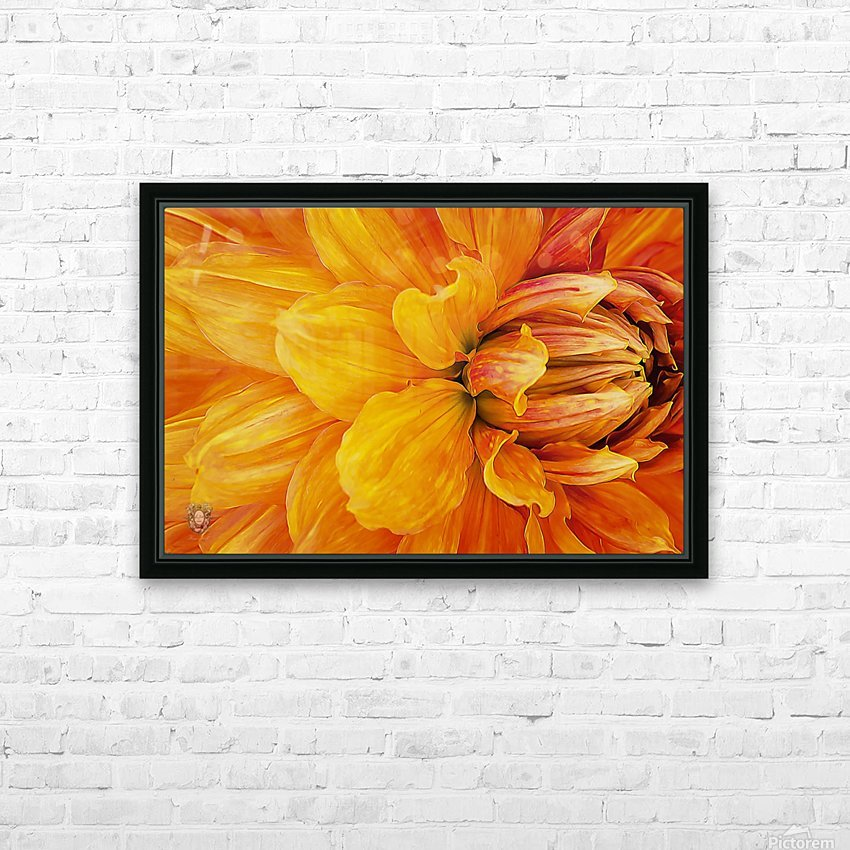 From My Garden With Love 04 HD Sublimation Metal print with Decorating Float Frame (BOX)