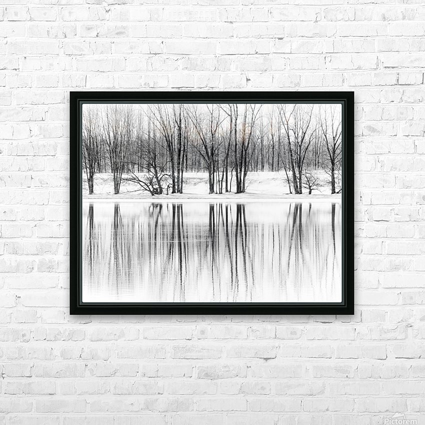 Reflexion HD Sublimation Metal print with Decorating Float Frame (BOX)
