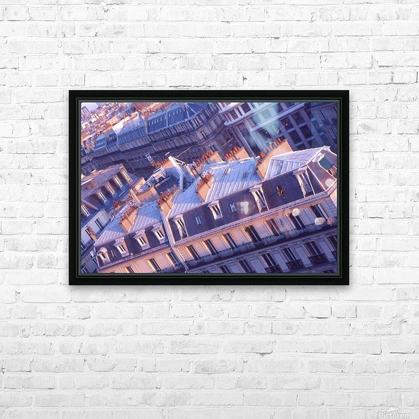 PRINTEMPS APRESMIDI HD Sublimation Metal print with Decorating Float Frame (BOX)