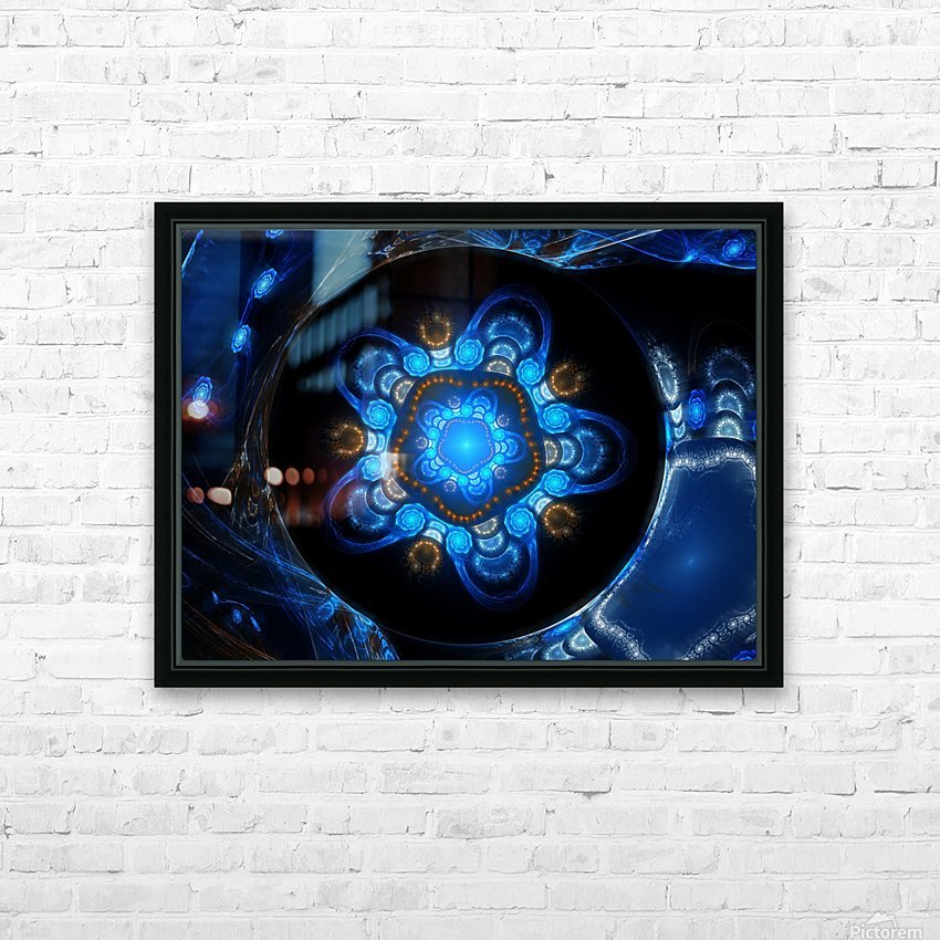 a place for your tears HD Sublimation Metal print with Decorating Float Frame (BOX)