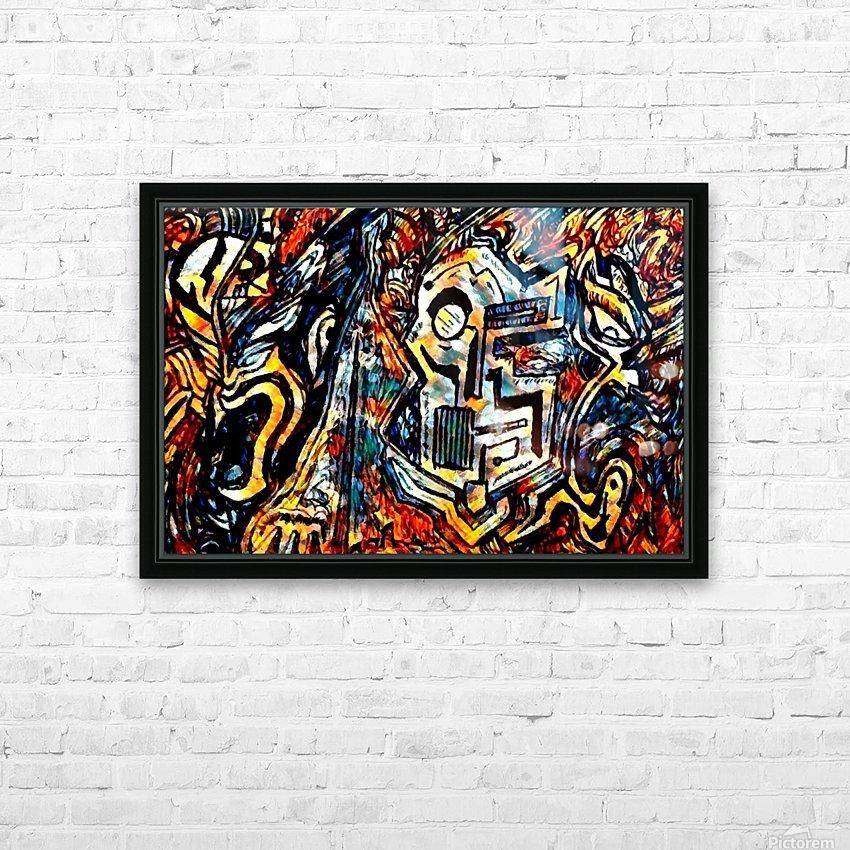 jokafazer HD Sublimation Metal print with Decorating Float Frame (BOX)