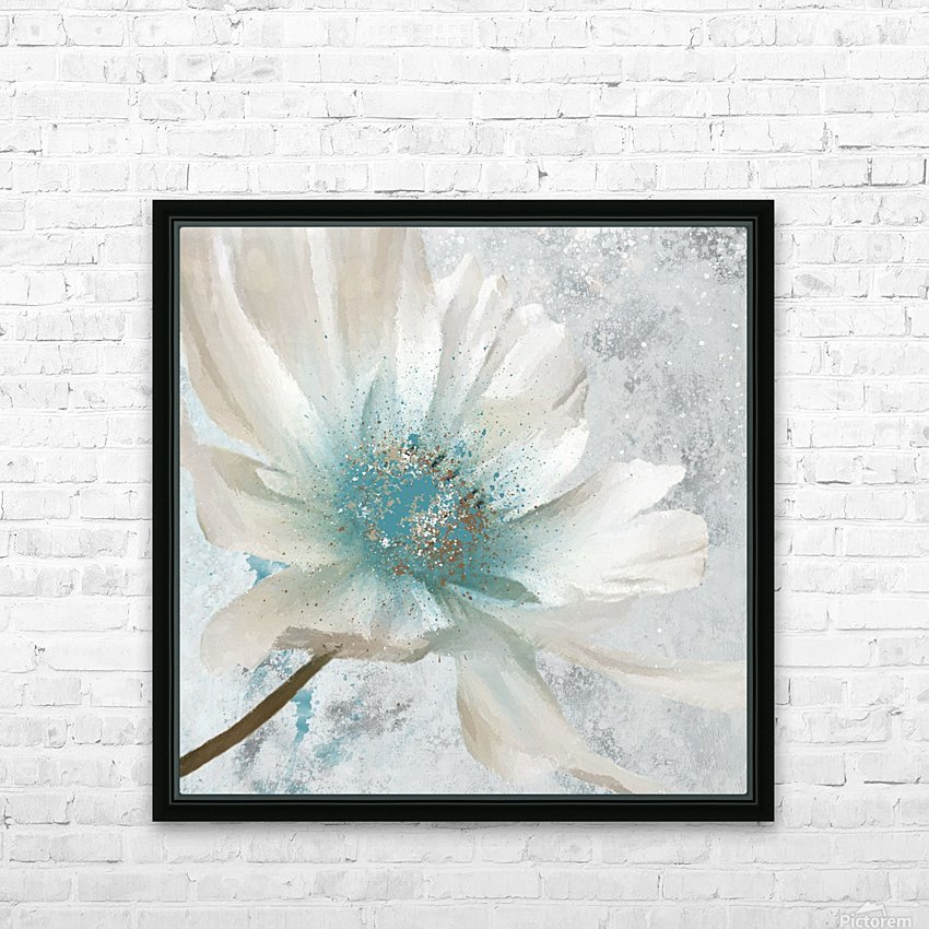 blossom HD Sublimation Metal print with Decorating Float Frame (BOX)