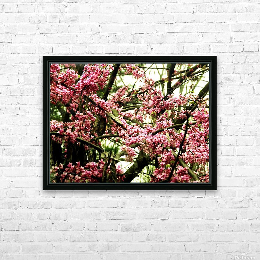 A (8) HD Sublimation Metal print with Decorating Float Frame (BOX)