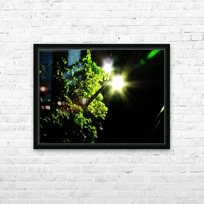 sofn-12072B59 HD Sublimation Metal print with Decorating Float Frame (BOX)