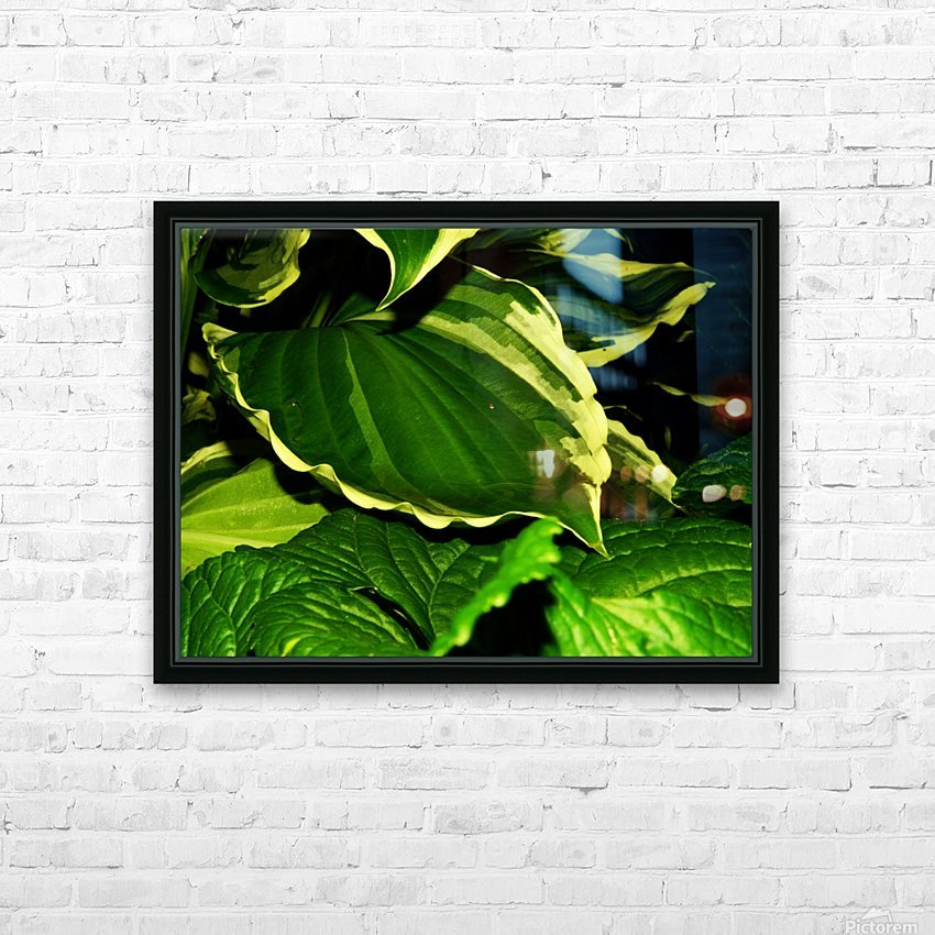 sofn-4312BAF0 HD Sublimation Metal print with Decorating Float Frame (BOX)