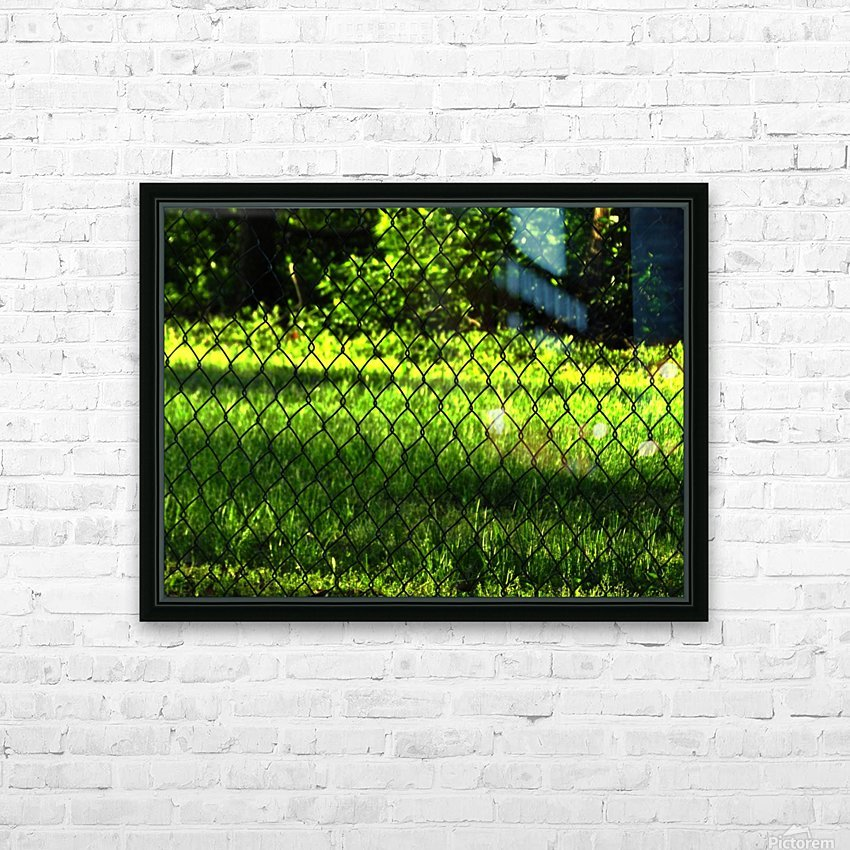 sofn-8DCA7EEB HD Sublimation Metal print with Decorating Float Frame (BOX)