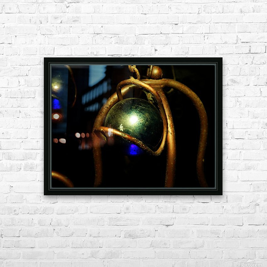 C (13) HD Sublimation Metal print with Decorating Float Frame (BOX)