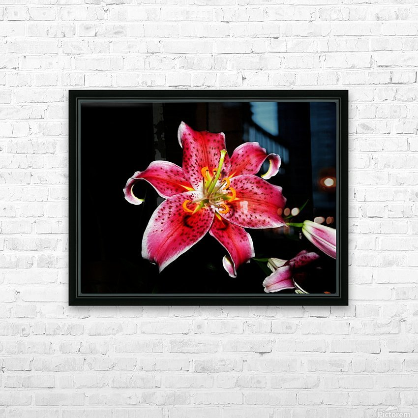sofn-356C0972 HD Sublimation Metal print with Decorating Float Frame (BOX)