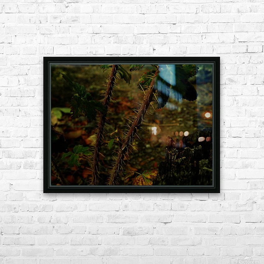 D (14) HD Sublimation Metal print with Decorating Float Frame (BOX)