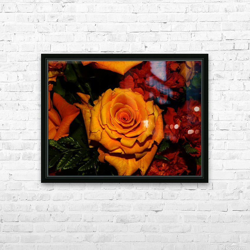 sofn-6411E9A2 HD Sublimation Metal print with Decorating Float Frame (BOX)