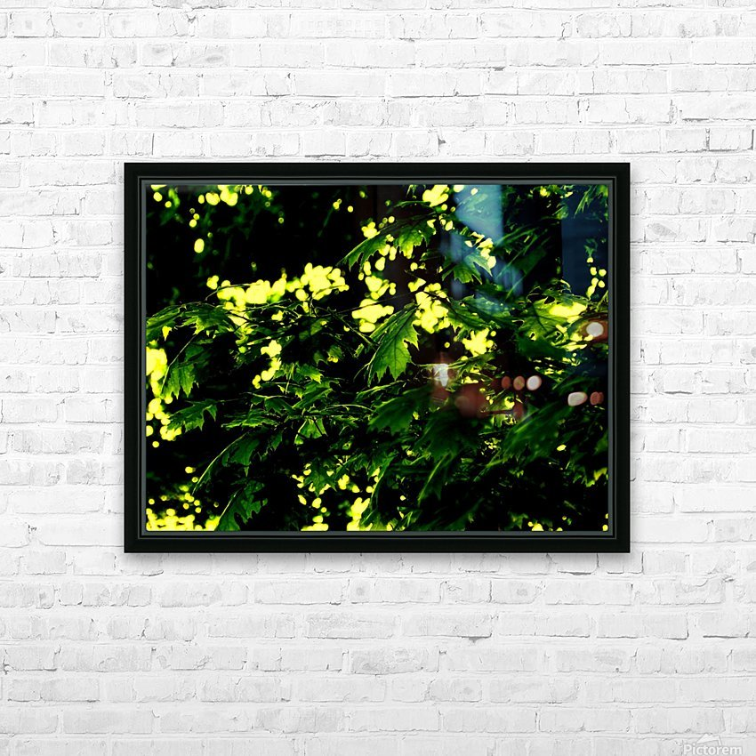 F (2) HD Sublimation Metal print with Decorating Float Frame (BOX)