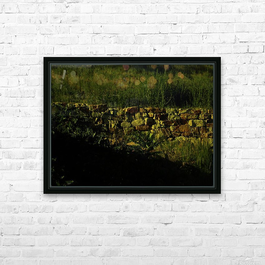 G (9) HD Sublimation Metal print with Decorating Float Frame (BOX)