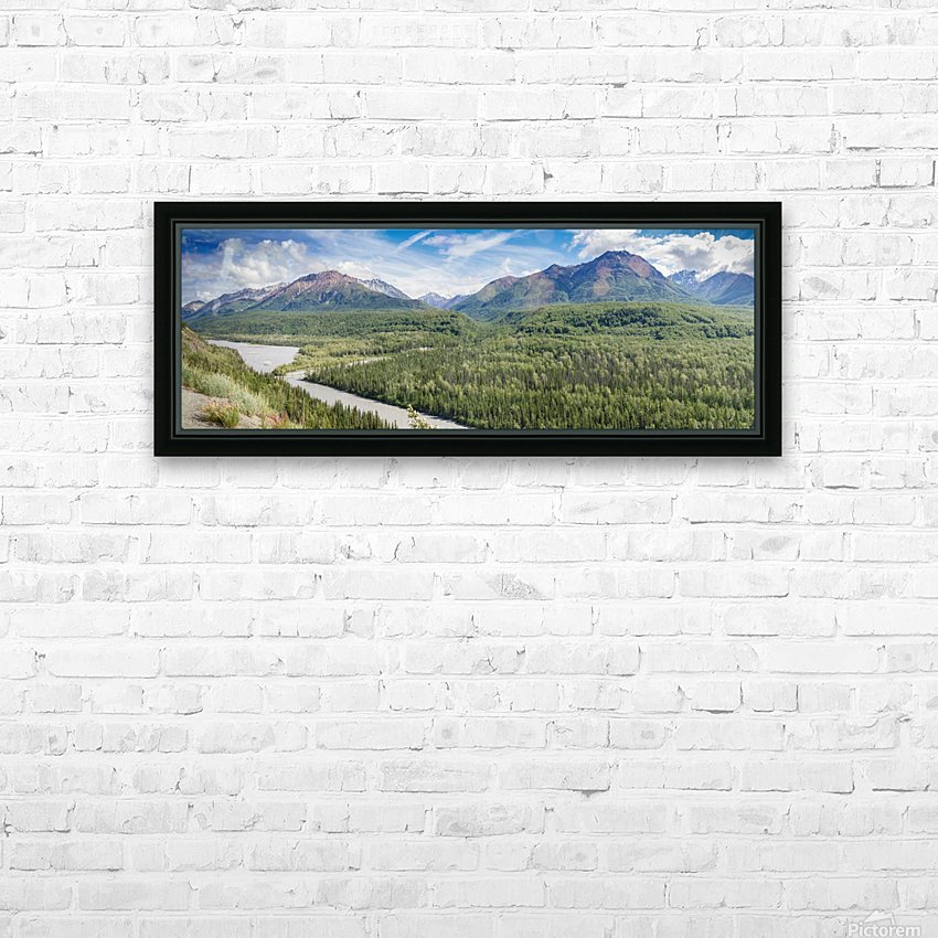 IMG_6941 Pano 113 HD Sublimation Metal print with Decorating Float Frame (BOX)