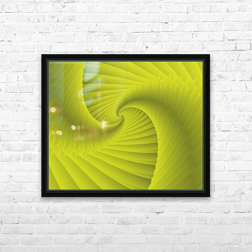 DNA HD Sublimation Metal print with Decorating Float Frame (BOX)