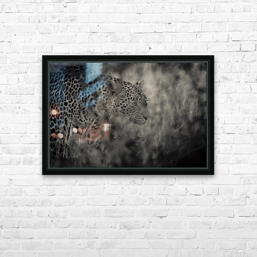 Hunter HD Sublimation Metal print with Decorating Float Frame (BOX)