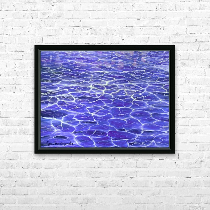 On The Surface HD Sublimation Metal print with Decorating Float Frame (BOX)