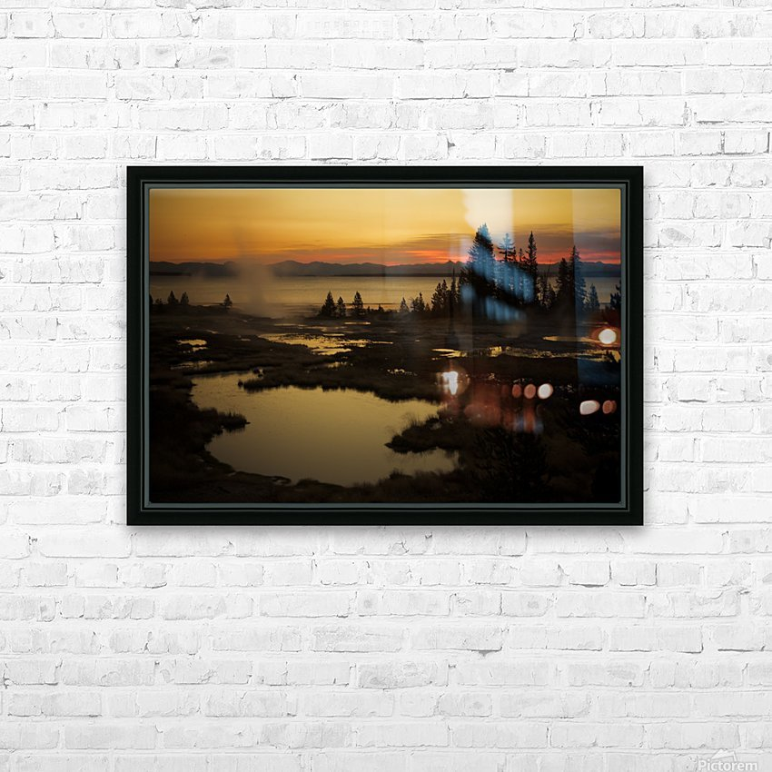 _S9A2665 HD Sublimation Metal print with Decorating Float Frame (BOX)