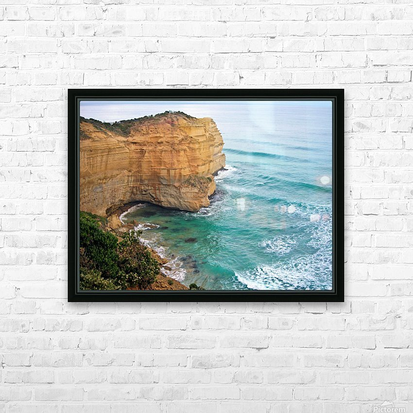 Australia 1 HD Sublimation Metal print with Decorating Float Frame (BOX)
