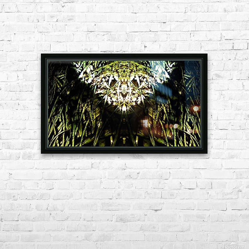 1538532595061 HD Sublimation Metal print with Decorating Float Frame (BOX)