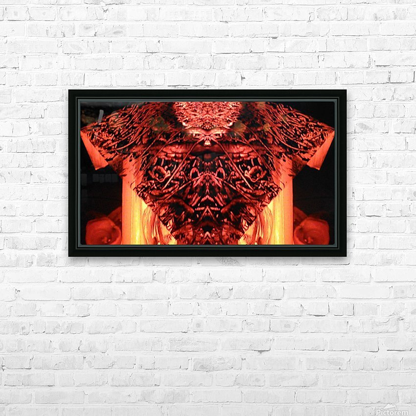 1538532464617 HD Sublimation Metal print with Decorating Float Frame (BOX)