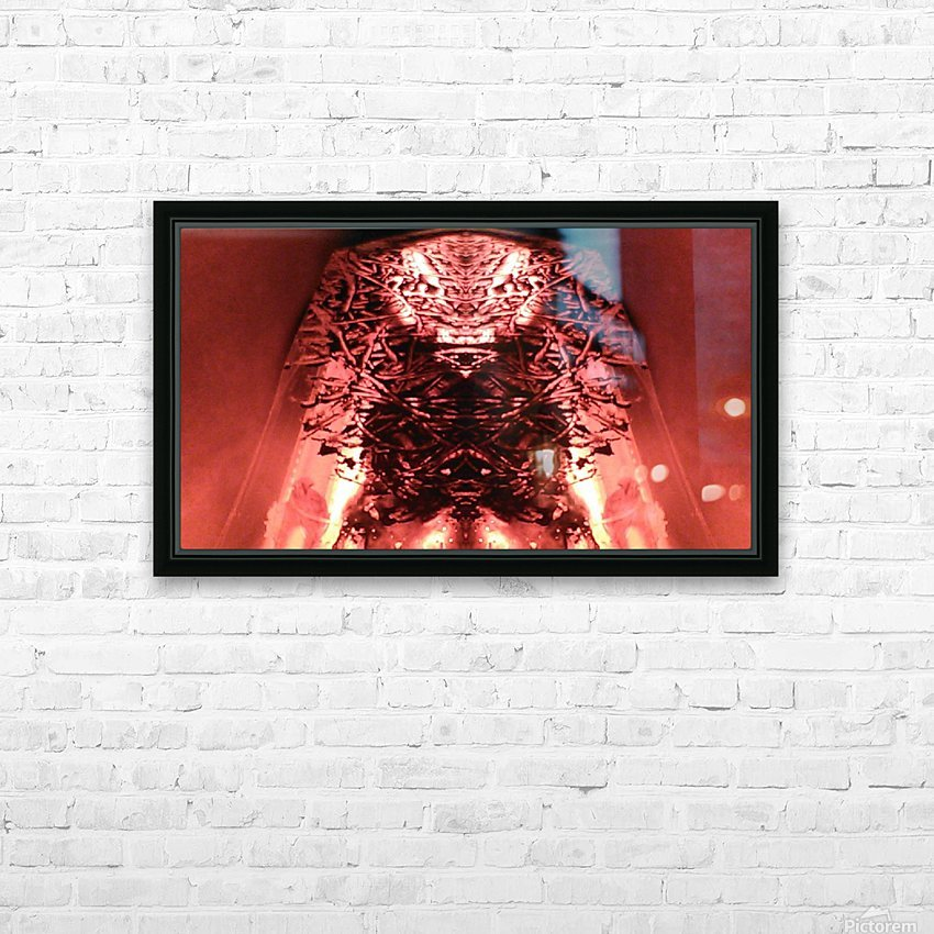 1538532240488 HD Sublimation Metal print with Decorating Float Frame (BOX)