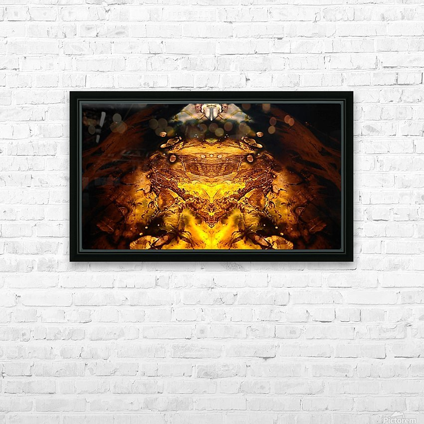 1538543830589 HD Sublimation Metal print with Decorating Float Frame (BOX)