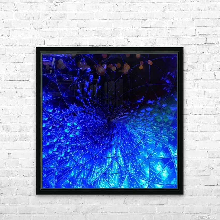 222_mirror24 HD Sublimation Metal print with Decorating Float Frame (BOX)