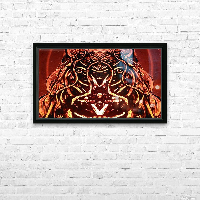 1538718920796 HD Sublimation Metal print with Decorating Float Frame (BOX)
