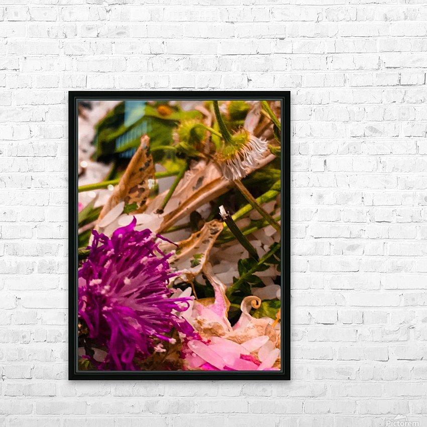Offerings  HD Sublimation Metal print with Decorating Float Frame (BOX)