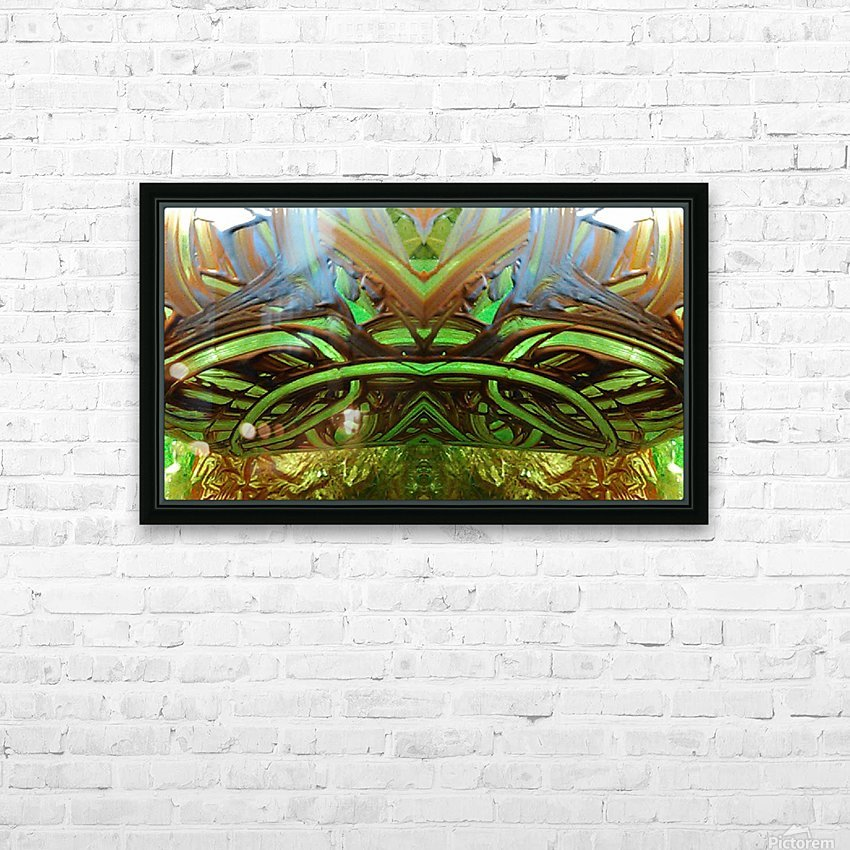 1539065773069 HD Sublimation Metal print with Decorating Float Frame (BOX)