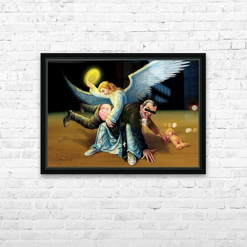 22 Krzysztof Grzondziel HD Sublimation Metal print with Decorating Float Frame (BOX)